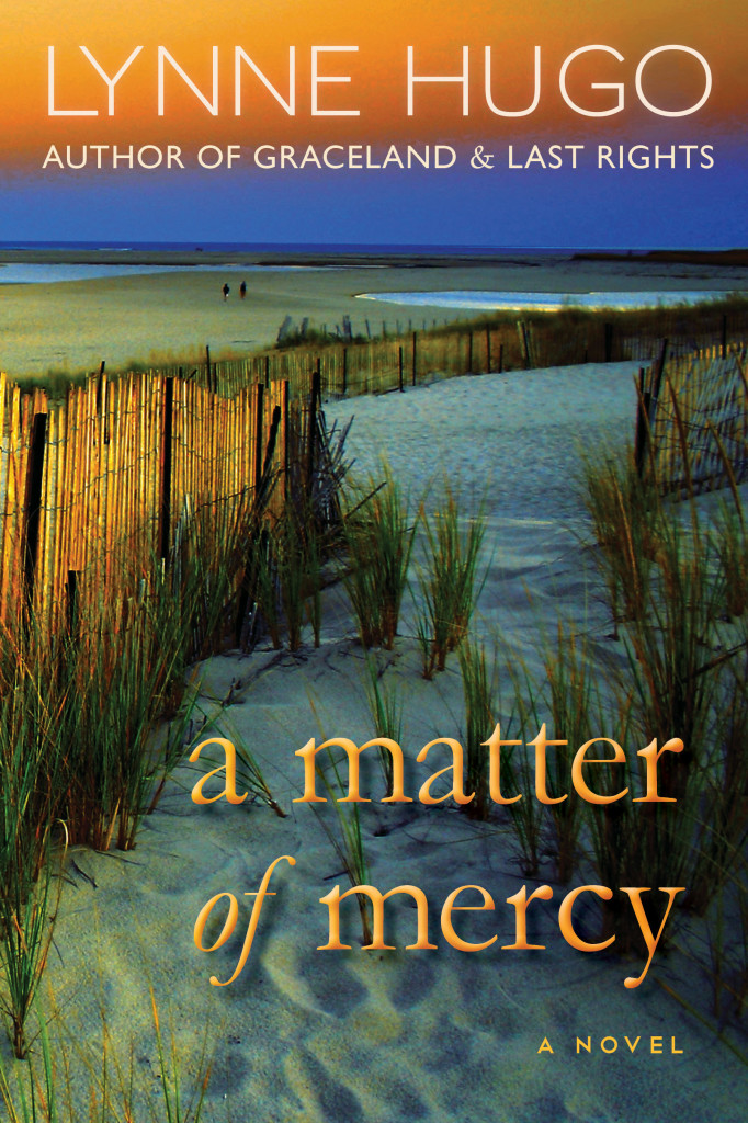 A Matter of Mercy  by Lynne Hugo -  front cover