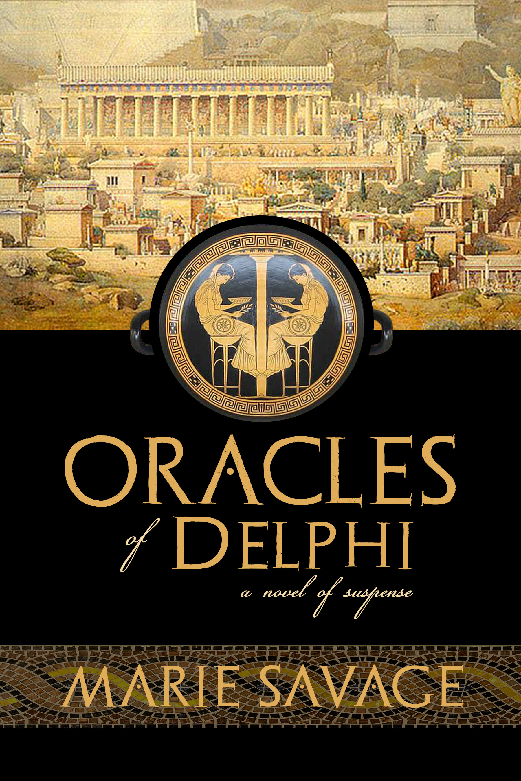 Oracles of Delphi cover