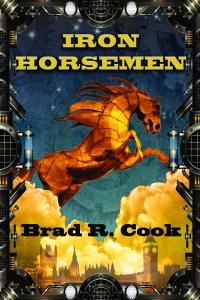 COVER - IRON HORSEMEN