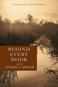Cover - Behind Every Door - Cynthia A. Grahan